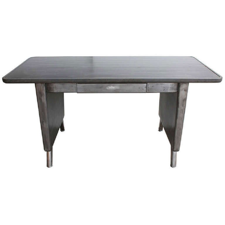 Machine Age Metal Desk