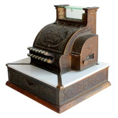 Antique Candy Store Decorative Cash Register by National Dayton Ohio