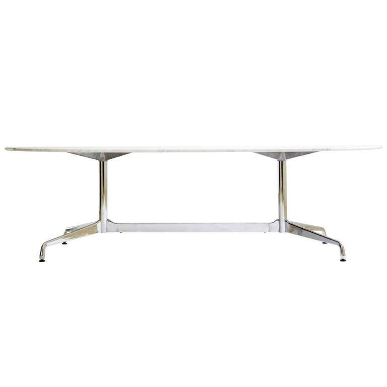 charles eames dining table or desk at 1stdibs. Black Bedroom Furniture Sets. Home Design Ideas