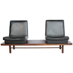 Mid-Century Bench by Milo Baughman for Thayer Coggin