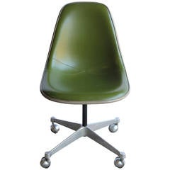 Charles Eames DAT Desk Chair for Herman Miller, 1953 at 1stdibs