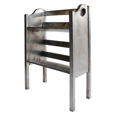 simmons modern furniture metal side table 2. industrial metal 2 tier magazinebook holder by simmons modern furniture side table