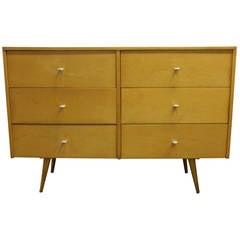 Stylish Mid Century Palnner Group Dresser By Paul McCobb