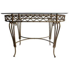 Antique French Decorative Table