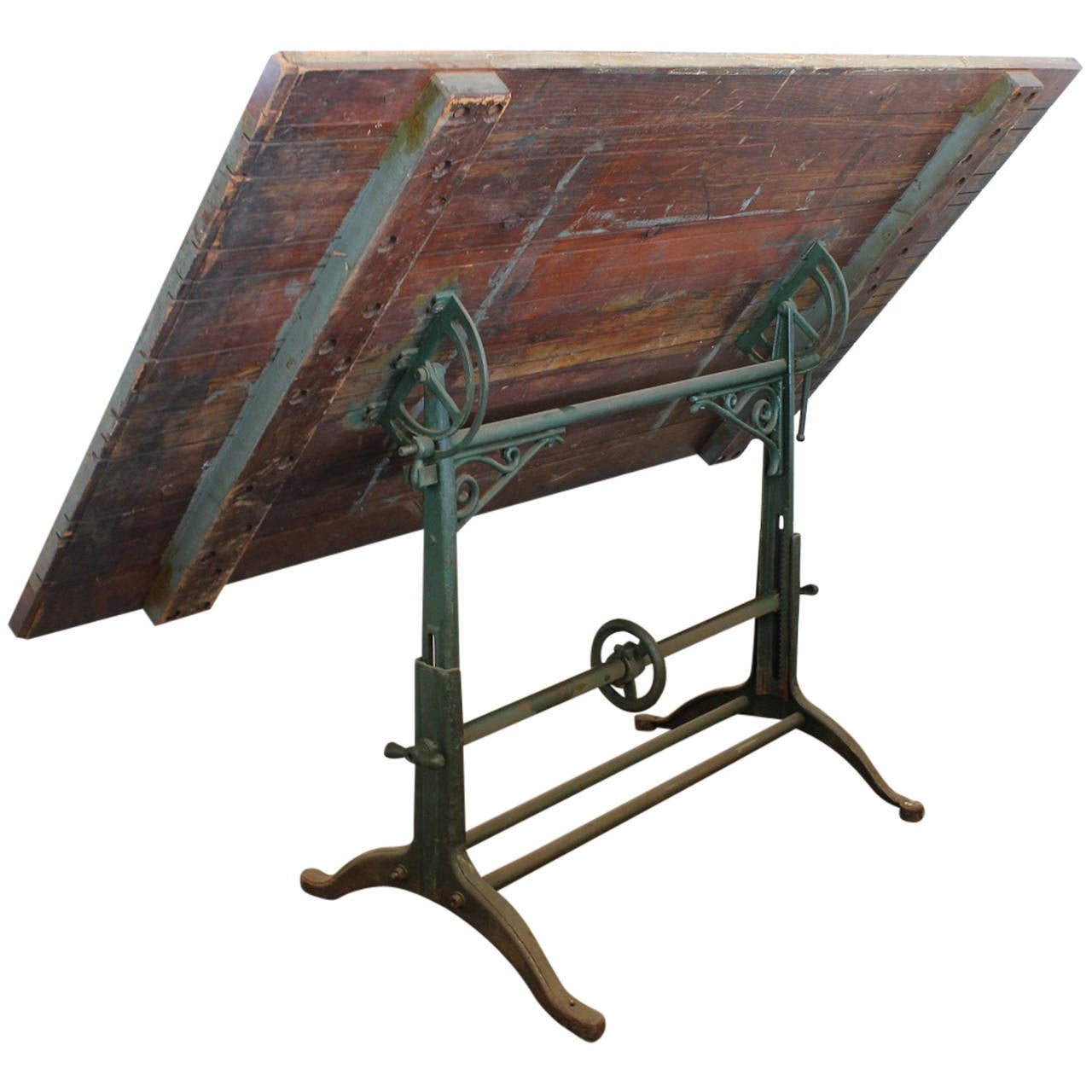 This Antique American Drafting Table Is No Longer Available