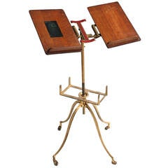 19th Century Original American Dictionary or Music Stand