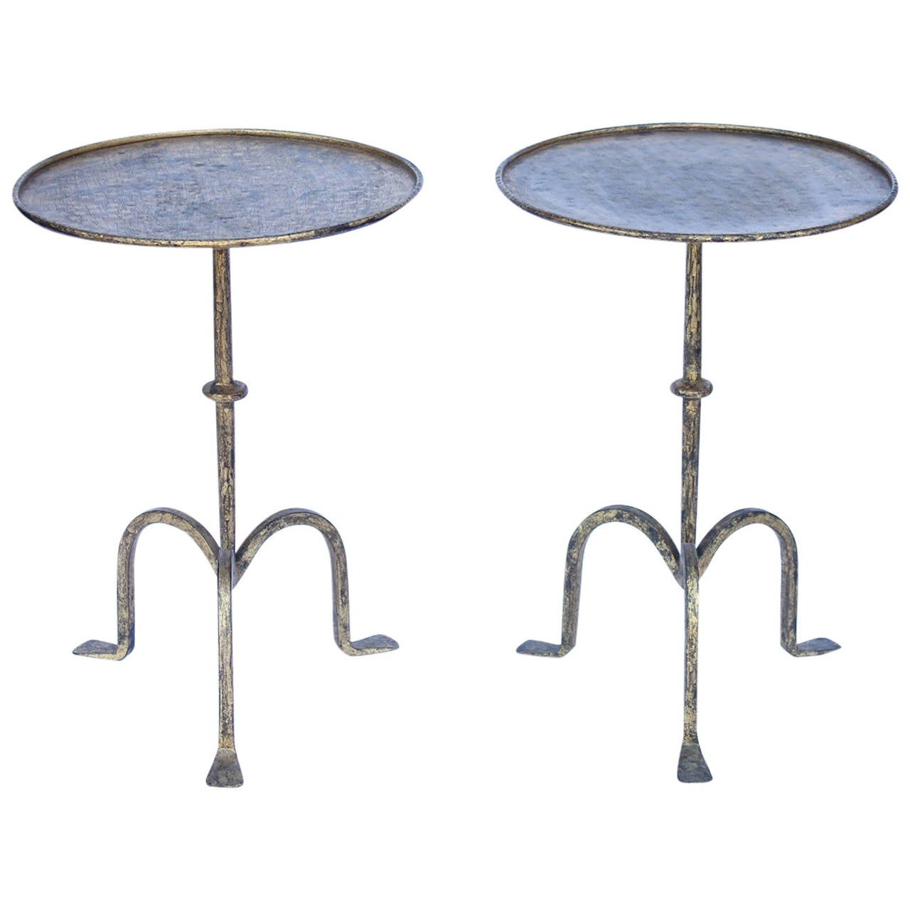 this italian gold leaf martini tables is no longer available