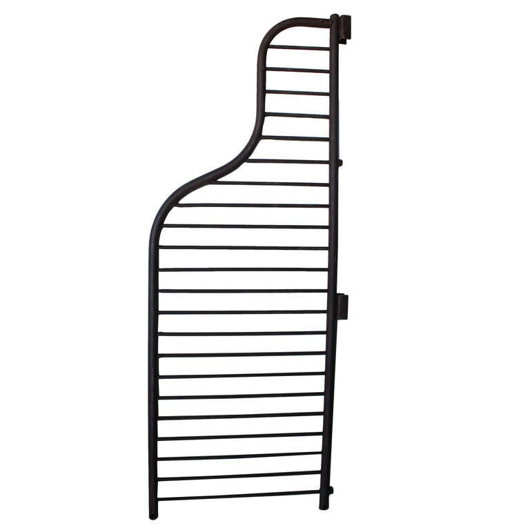 Six Foot Tall Antique Horse Stable Divider For Sale