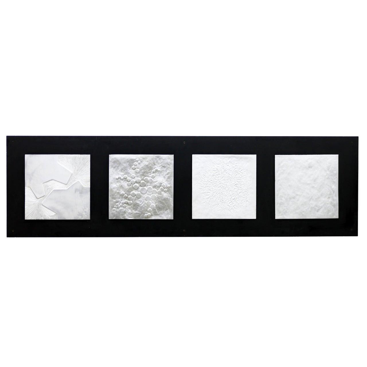 Wall Decoration Aluminum Relief