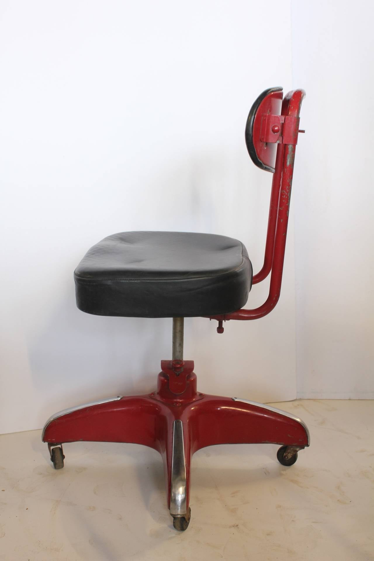 this machine age stylish desk chair is no longer available
