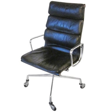 Eames Aluminum Group Executive Chair At 1stdibs