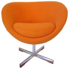 Danish Styled Ball Chair
