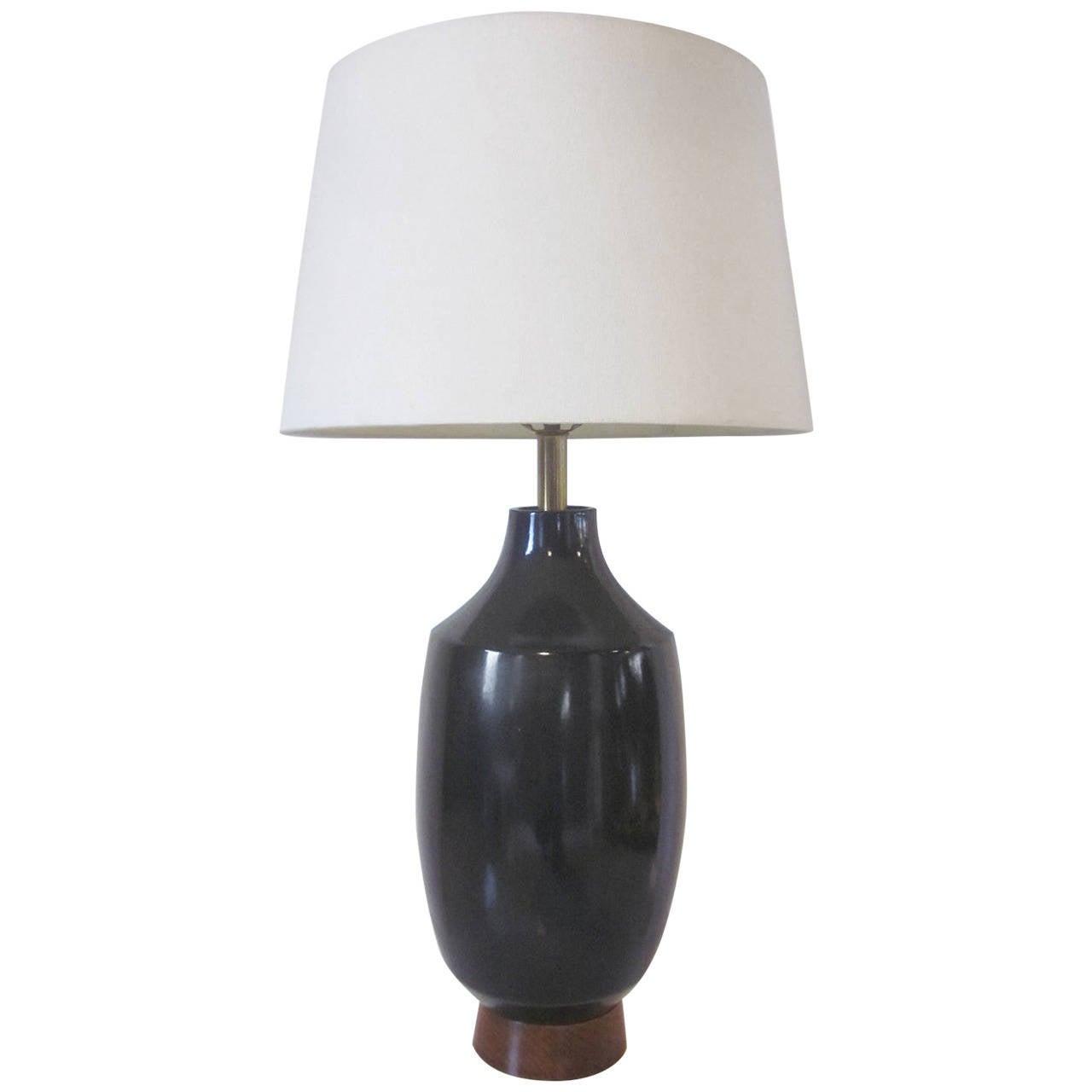 Martz Styled Mid-Century Table Lamp