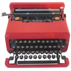Ettore Sottsass / Valentine Typewriter