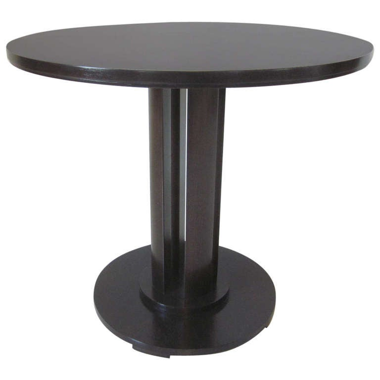 Baker side or lamp table at 1stdibs for Side lamp table