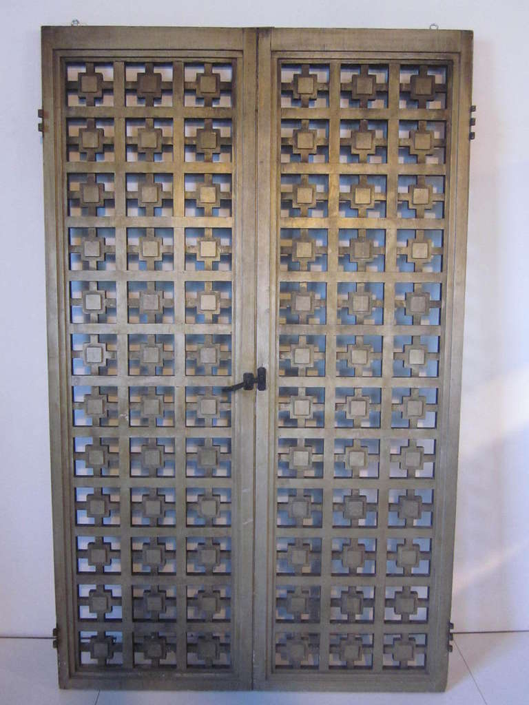 Wooden Doors or Screen image 2