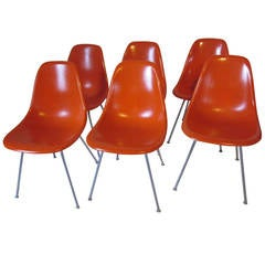 Eames Herman Miller Side Chairs