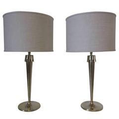 Designer Brass Table Lamps