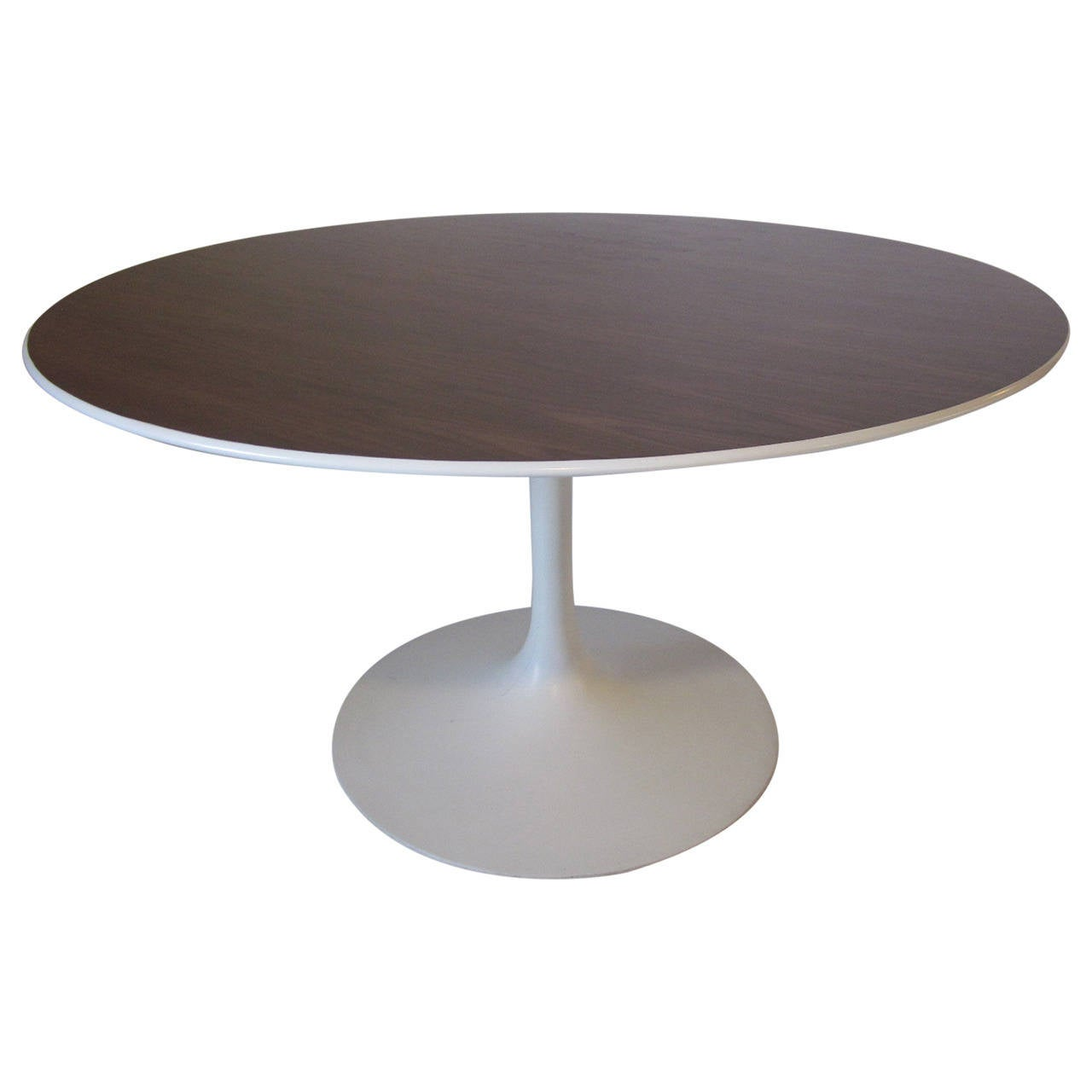 Eero saarinen tulip dining table at 1stdibs for Tulip dining table
