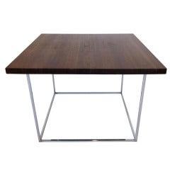 Milo Baughman Side / Lamp Table