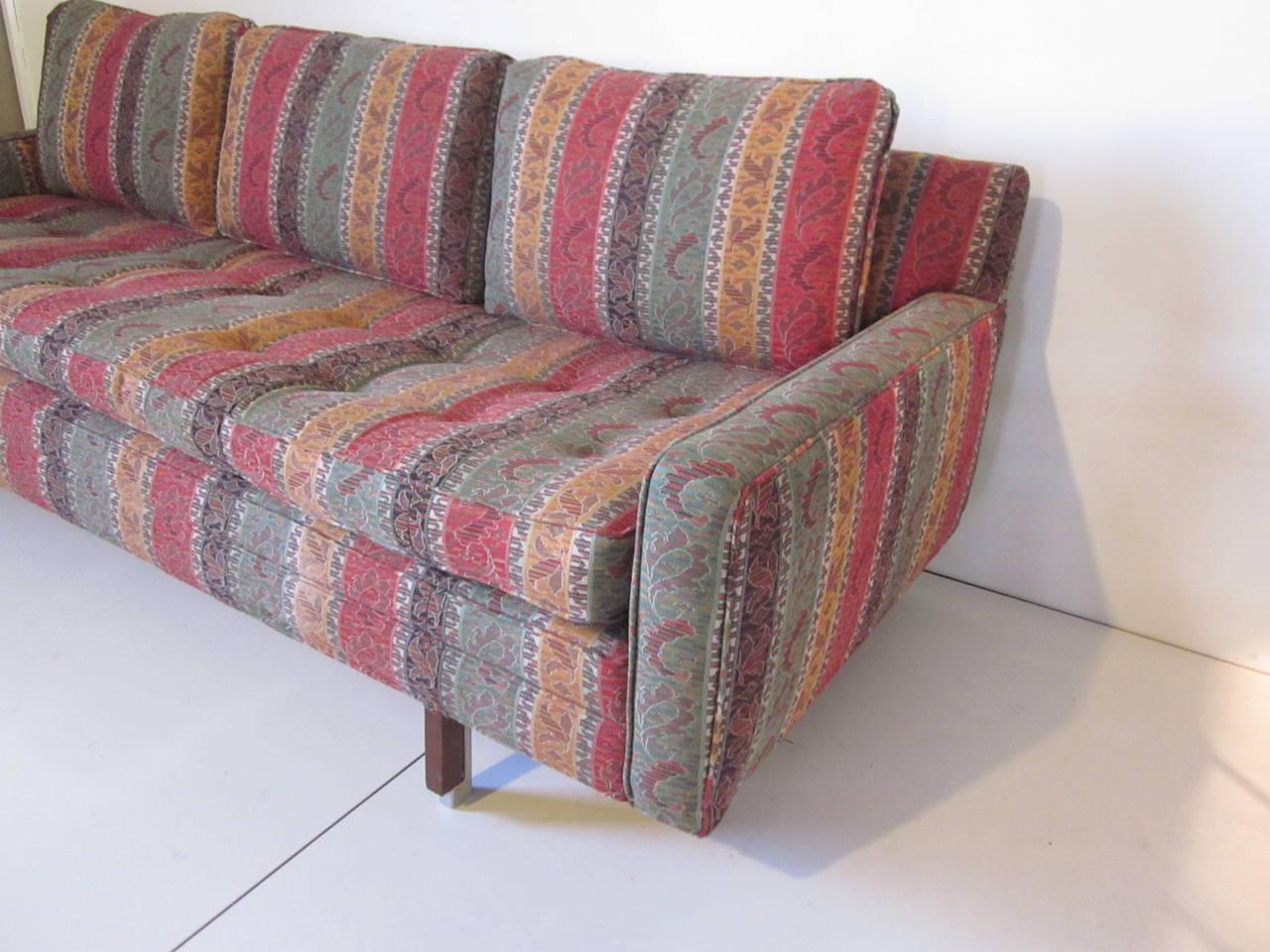 Brian Kane Sofa For Metropolitan At 1stdibs