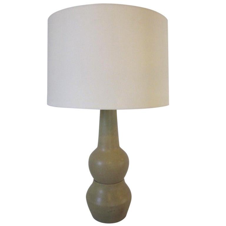 Large Gordon Martz Table Lamp