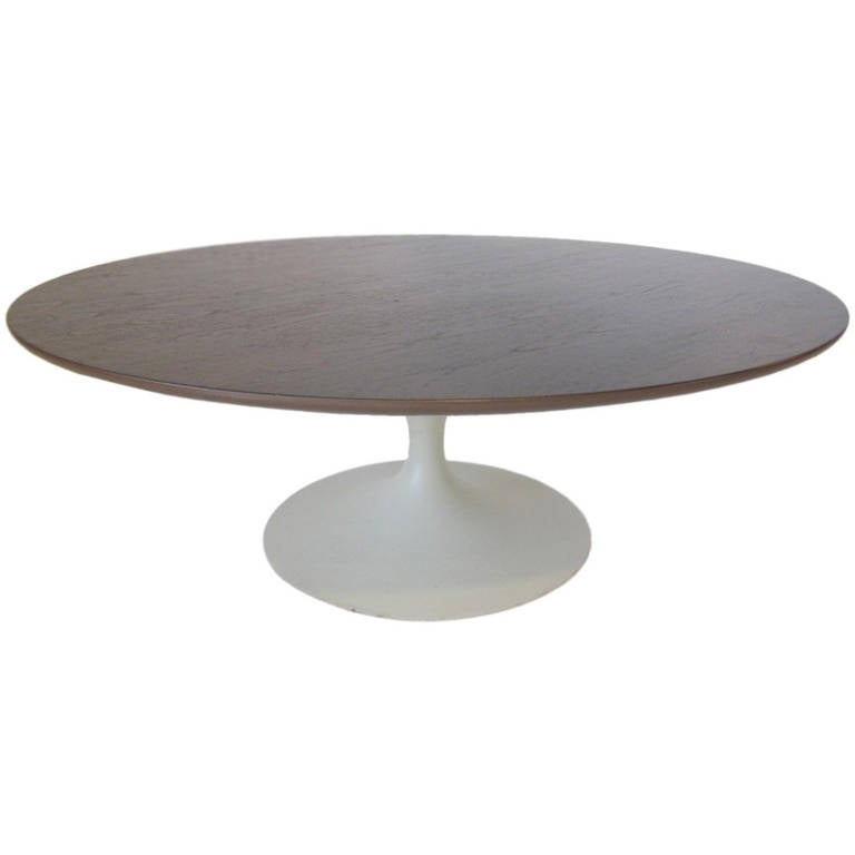 Saarinen Tulip Coffee Table At 1stdibs