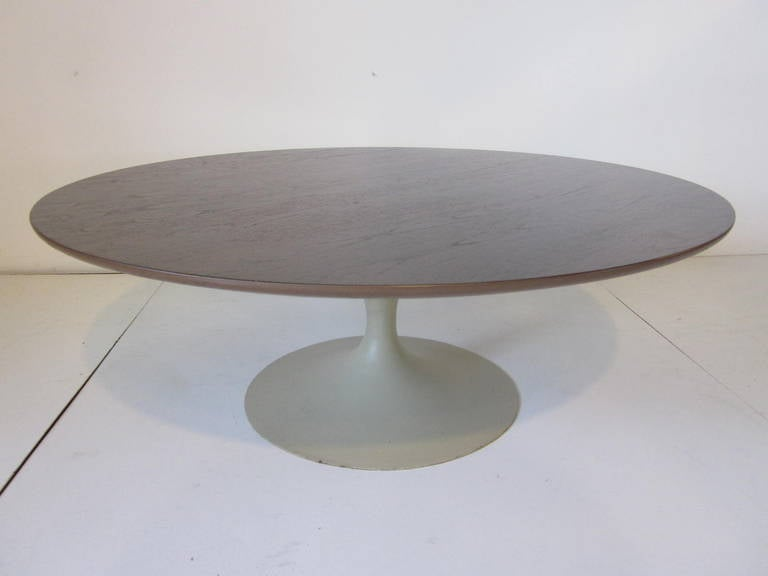 Saarinen Tulip Coffee Table At 1stdibs