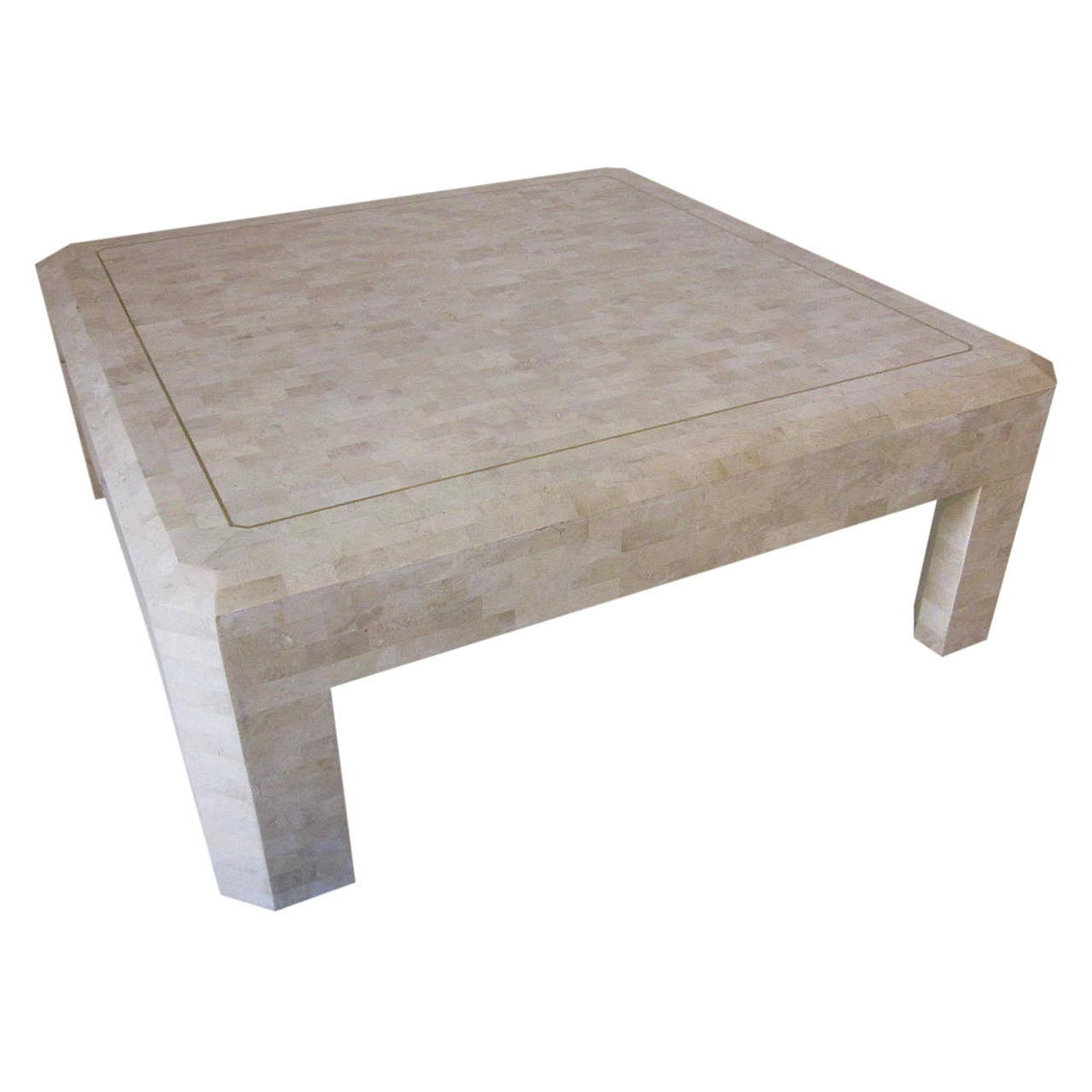 - Maitland-Smith Tessellated Coffee Table At 1stdibs