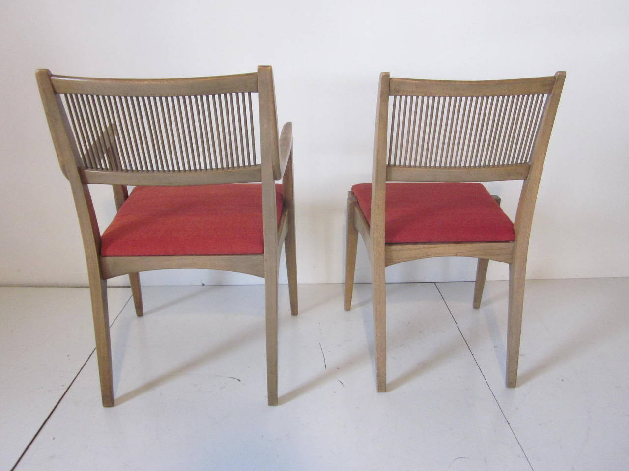 drexel dining chairs designed by john van koert at 1stdibs