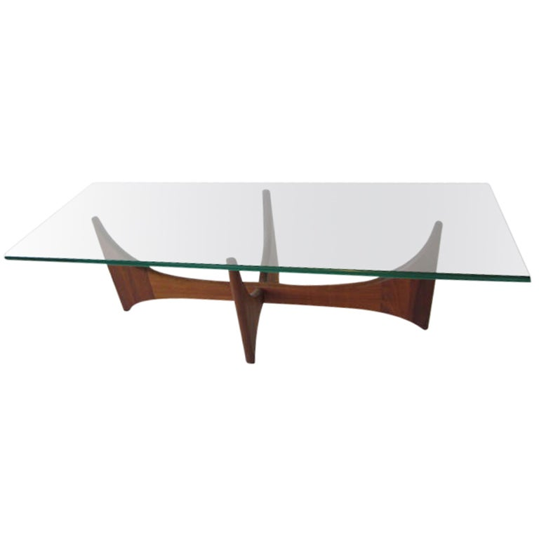 Adrian Pearsall Coffee Table At 1stdibs