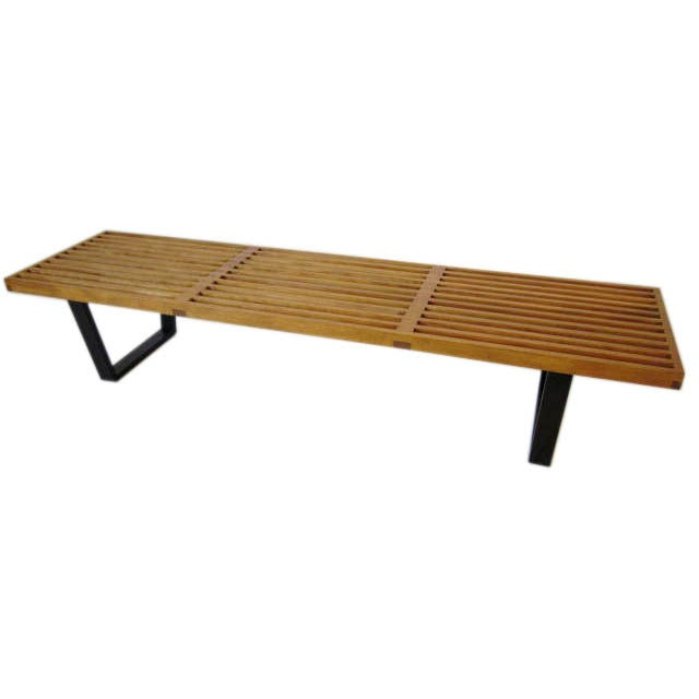 George Nelson Bench Coffee Table At 1stdibs