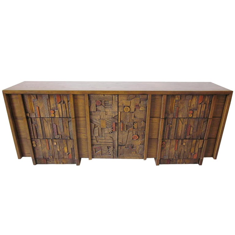 Lane Brutalist Furniture Paul Evans