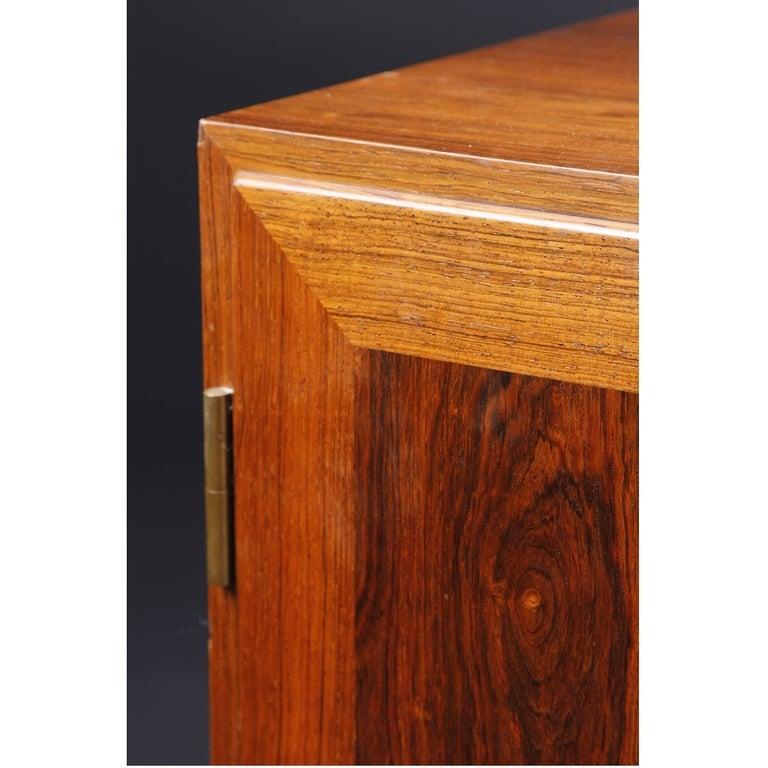 Rosewood Sideboard By Kai Winding At 1stdibs