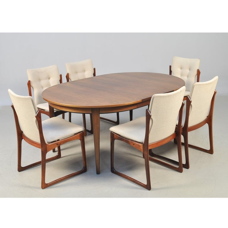 Dining Table Round Expanding Dining Table