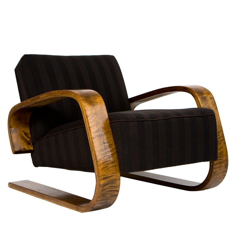 Alvar Aalto 30 400 Tank Chair At 1stdibs
