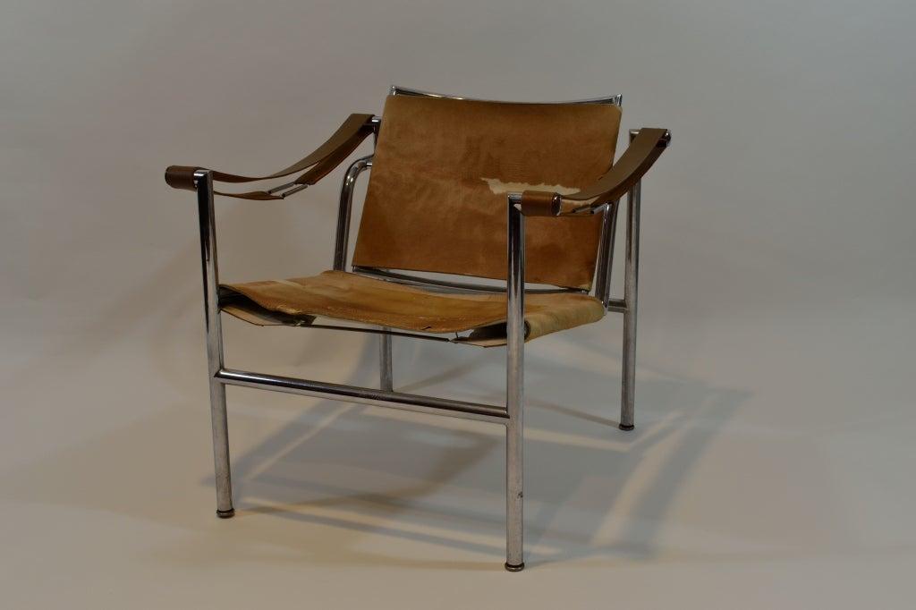 original le corbusier lc 1 at 1stdibs. Black Bedroom Furniture Sets. Home Design Ideas
