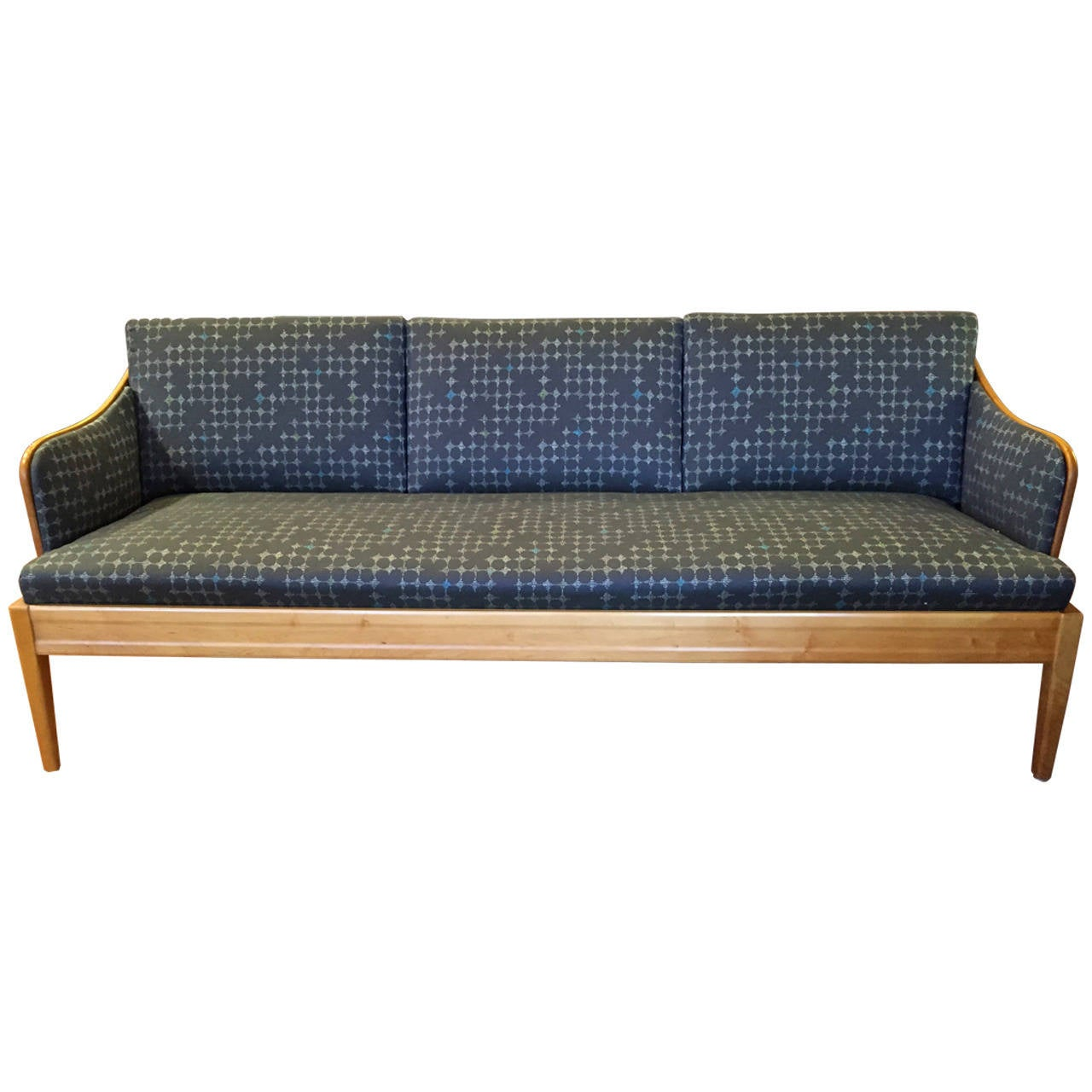 Carl malmsten sofa bench at 1stdibs Carl malmsten sofa