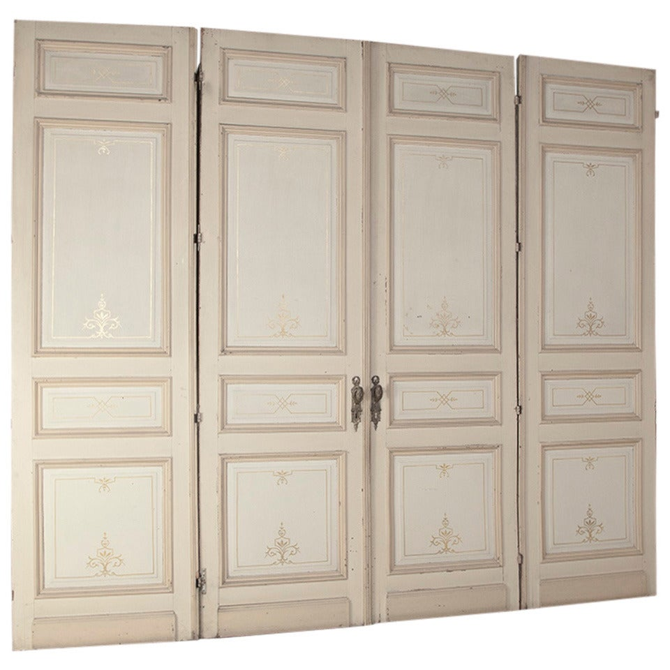Set Of Four Doors For Sale At 1stdibs