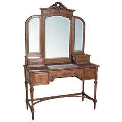 Antique French Louis XVI Vanity