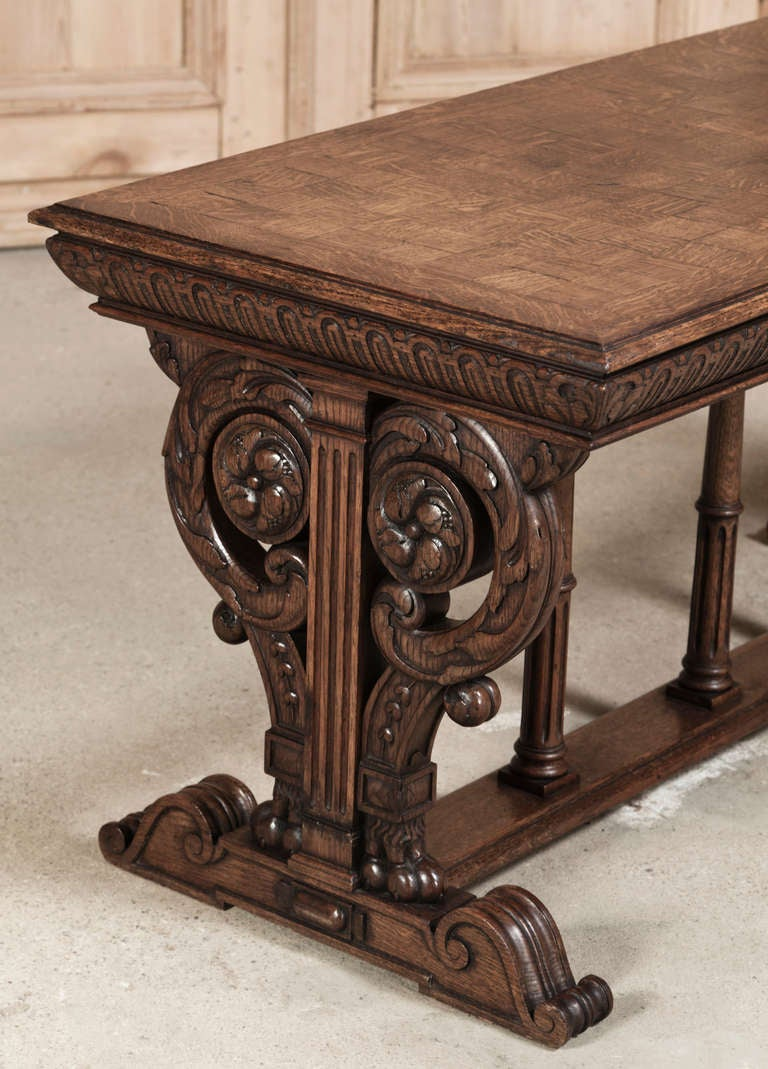 Antique Italian Renaissance Coffee Table At 1stdibs