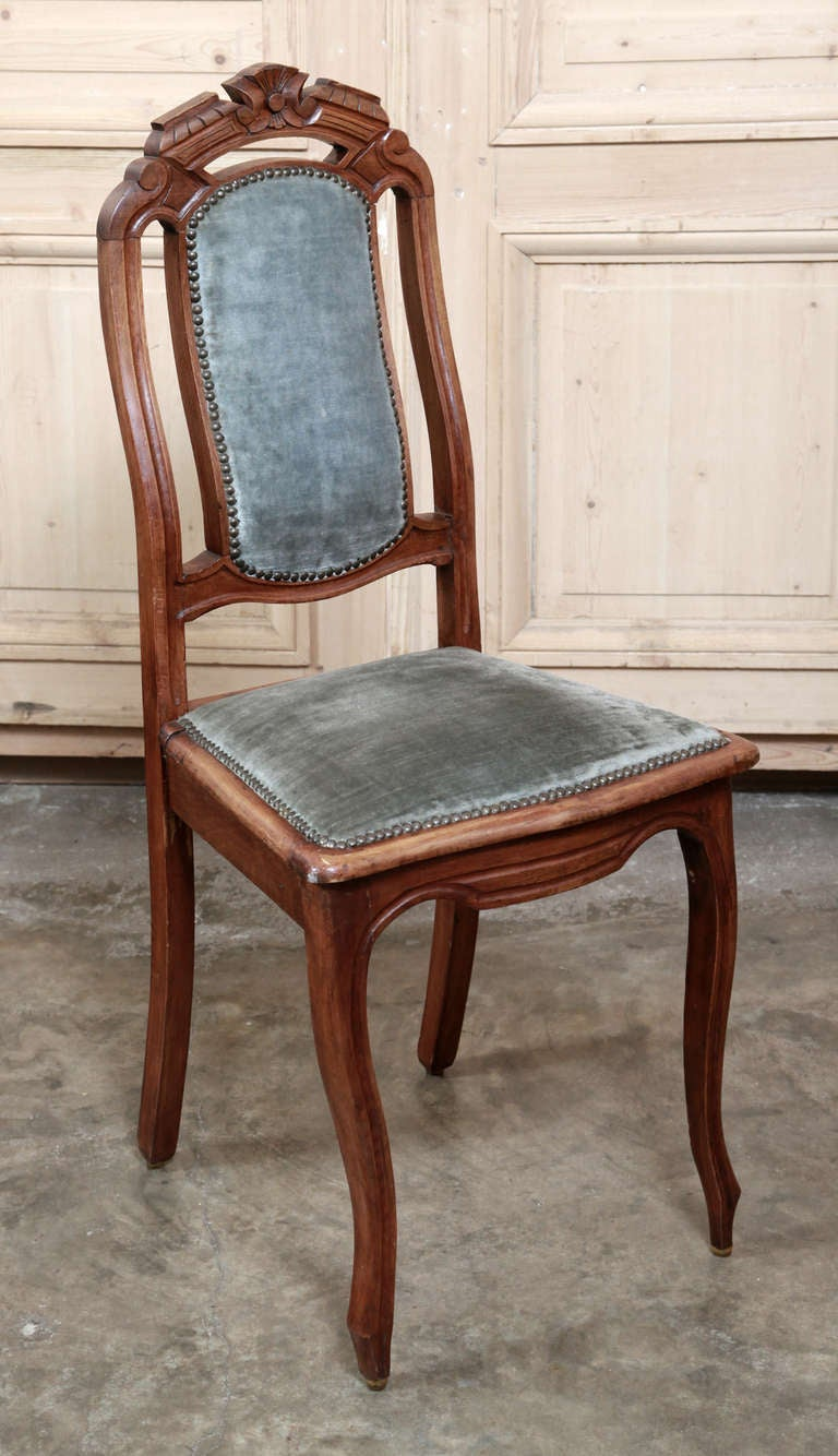 Set Of 6 Antique Napoleon Iii Period Chairs At 1stdibs