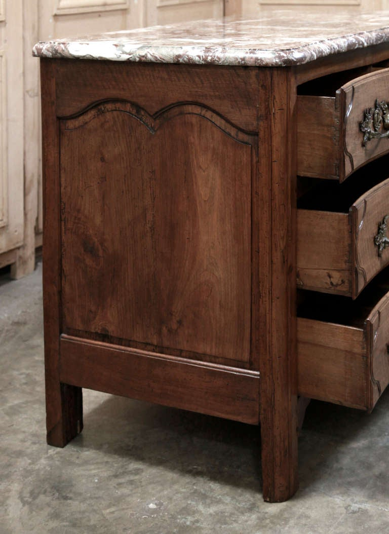 Antique French 18th Century Louis Xiv Commode At 1stdibs