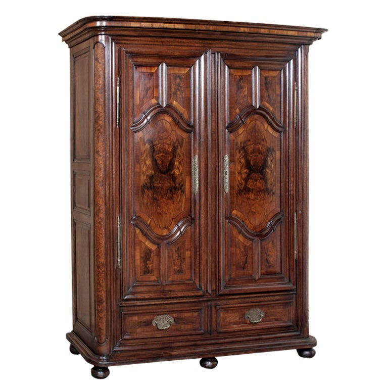 antique armoire from lorraine at 1stdibs. Black Bedroom Furniture Sets. Home Design Ideas