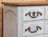 Antique Regence Painted Provencal Commode thumbnail 4