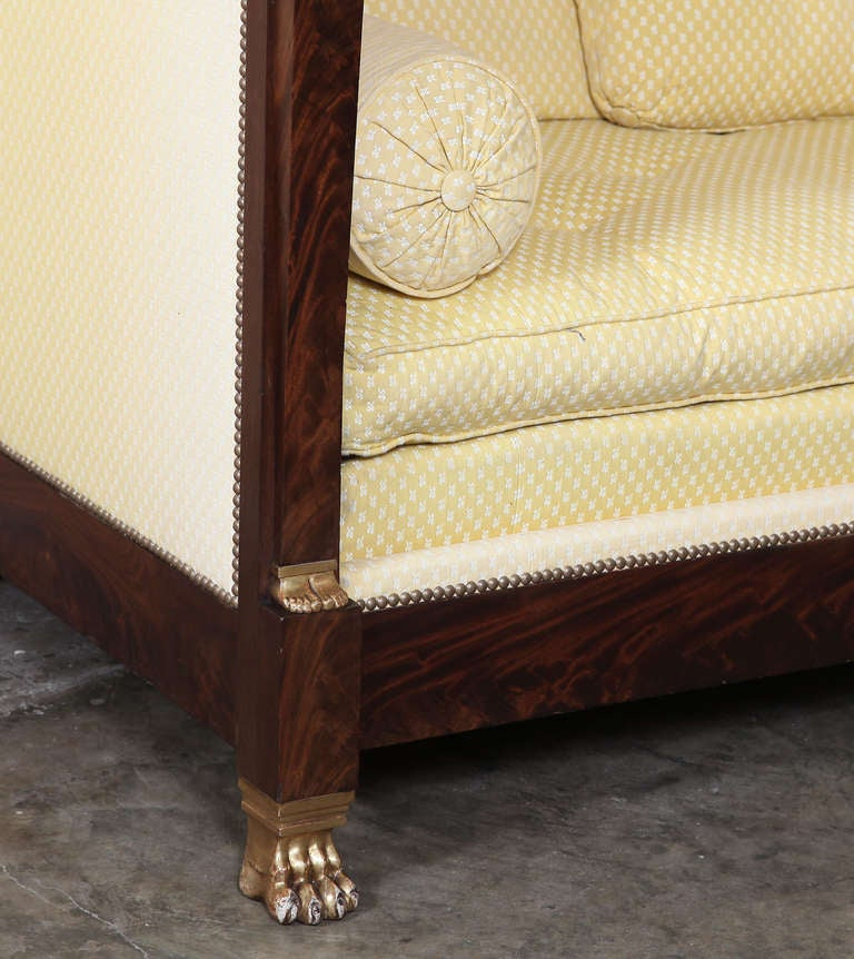 Antique 2nd Empire Period Day Bed At 1stdibs