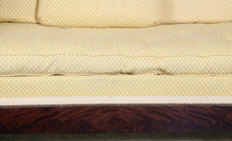 Antique 2nd Empire Period Day Bed 6