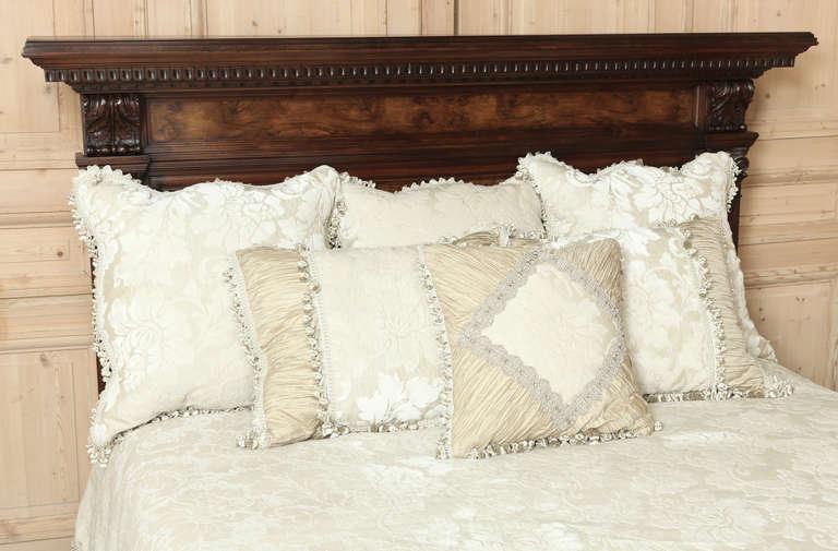 Vintage Italian Neoclassical California King Bed At 1stdibs