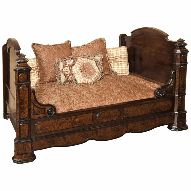 Antique french napoleon iii wall bed at 1stdibs for L furniture more kelowna