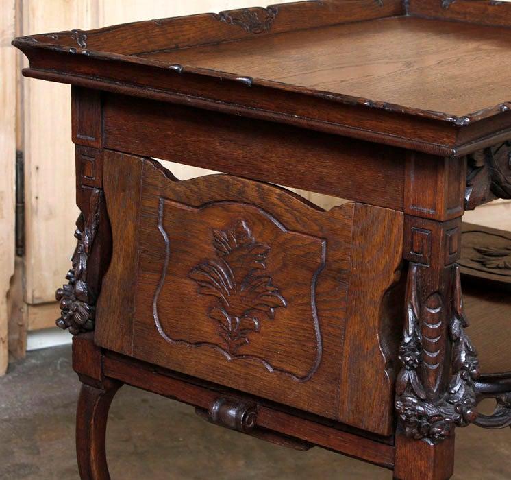 Antique Louis Xiv Tea Table At 1stdibs